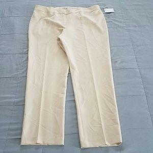 NWTS KASPER KRISTY DRESS PANT. Size 16